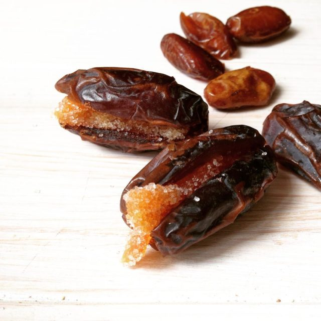 If dates are sometimes too hard to chew and swallowhellip