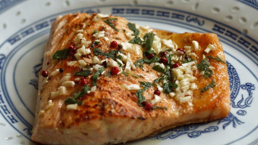 recept za losos u senfu