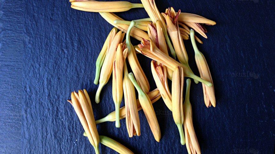 recept za jestive ljiljanove pupoljke