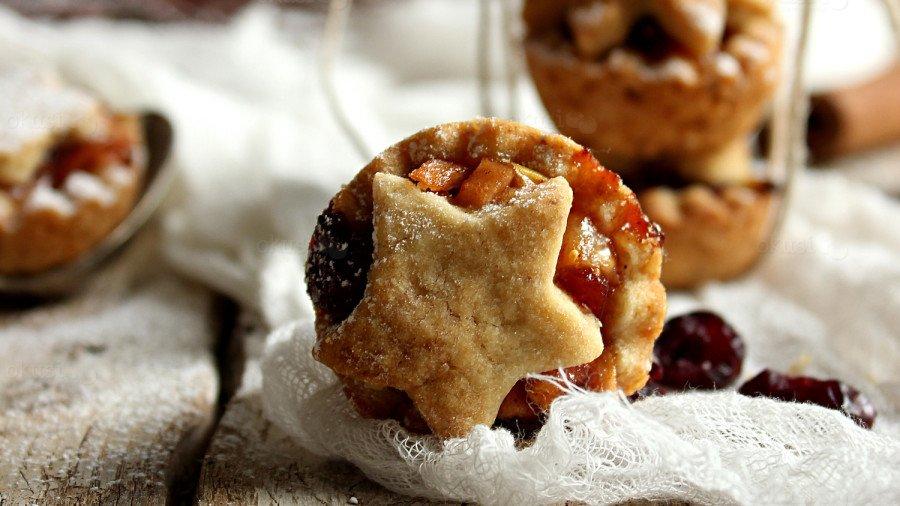 recept za engleski božićni kolačić
