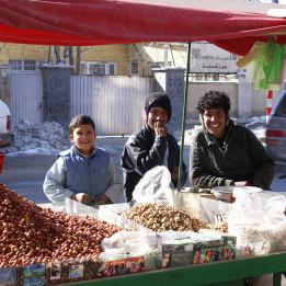 tržnica Kabul