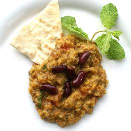 recept za afganistanski patlidžan