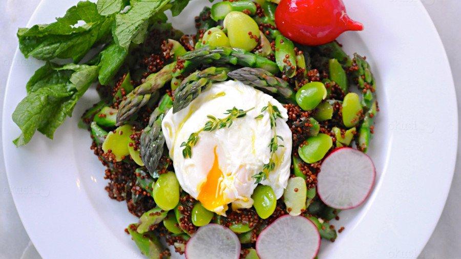 recept s kvinojom (quinoa)