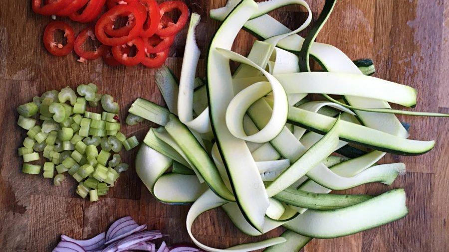 recept za salatu od tikvica