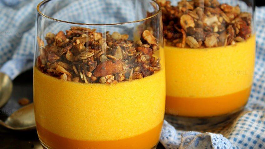 recept za desert s bundevom