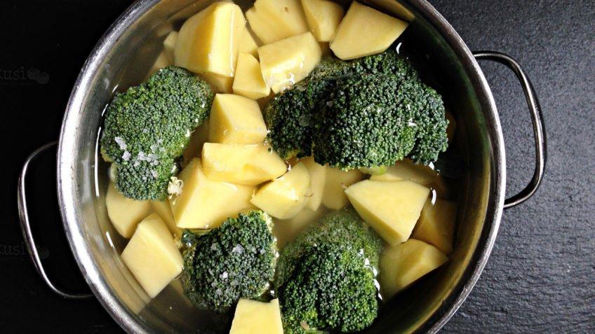 recept za pire od brokule i krumpira