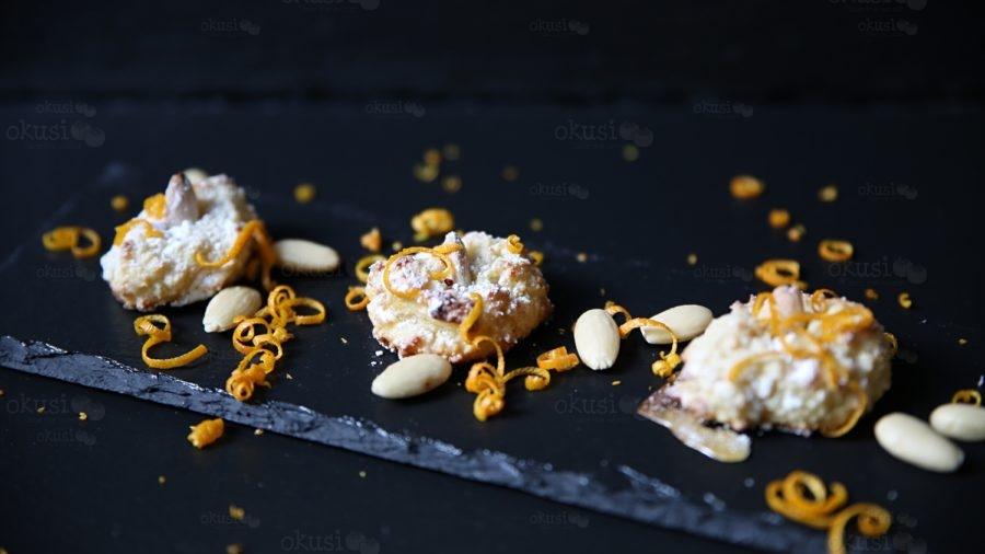 recept za kolačiei od badema i naranče sa Sicilije