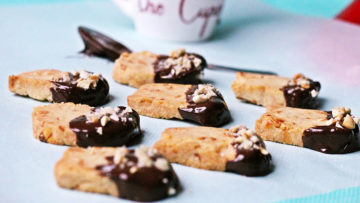 recept za lješnjak kekse