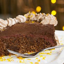 recept za bogatu LCHF tortu