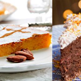 recept za torte za Božić i Novu godinu