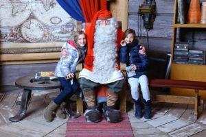 Kod Djeda Božićnjaka