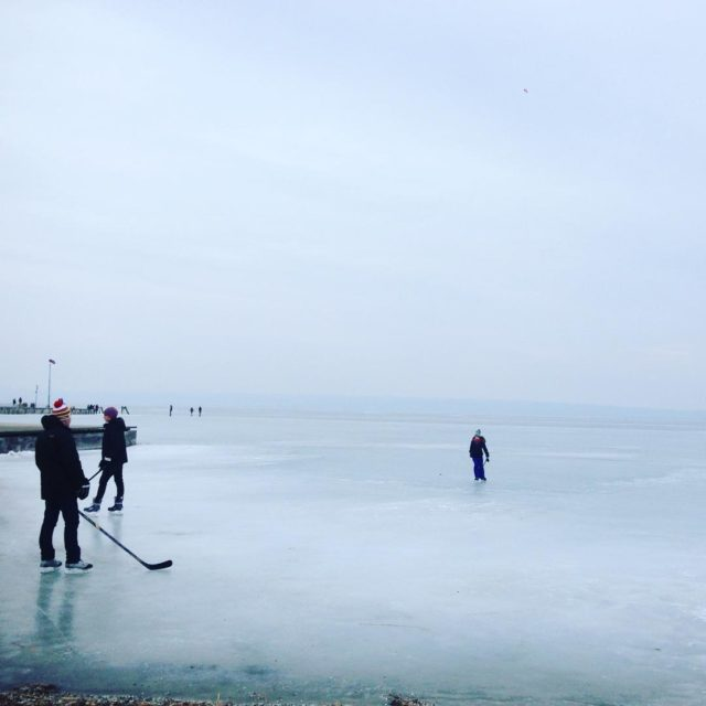 No more icehockey or skating on a frozen lake Itshellip