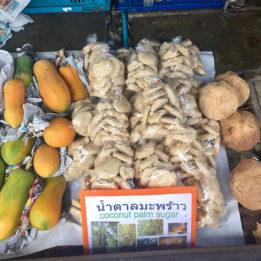 reportaža o tajlandskoj kolodvorskoj tržnici