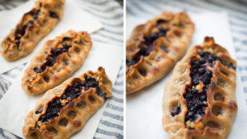 recept za karelijansku pitu s borovnicama