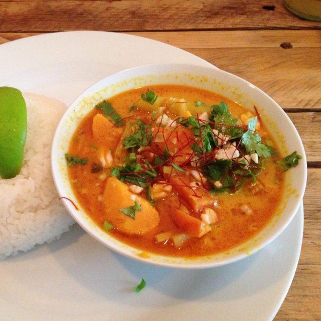 Great Thai food in Vienna Es ist einfach schn scharfhellip