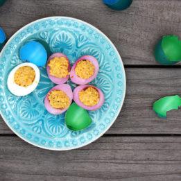 recept za punjena jaja za Uskrs