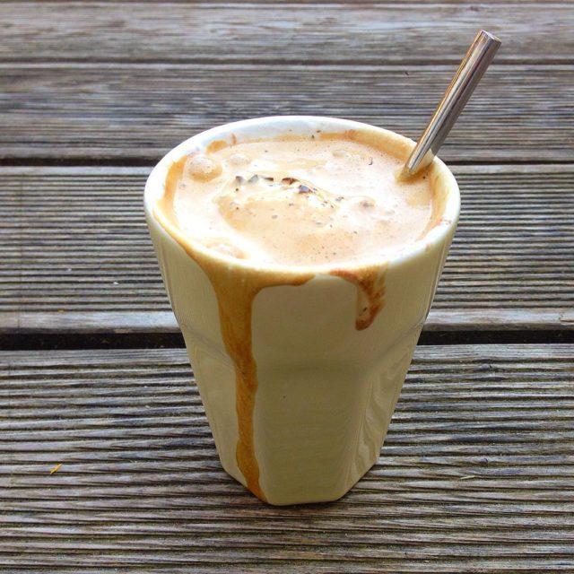 Ice cream  espresso  caf affogato  food coffeehellip