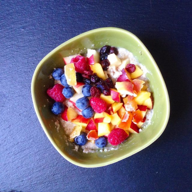 This is what the oatsporridge bowl really looks like inhellip