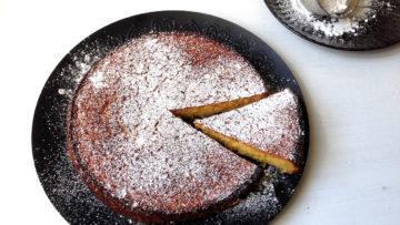 recept za kolač s kukuruznom krupicom i limunom