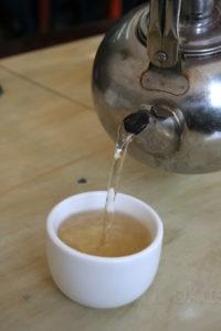 Čaj u Kini