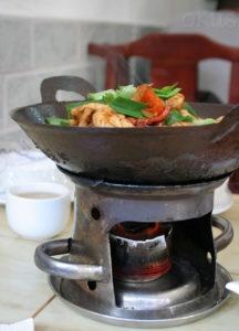 Hrana u Kini