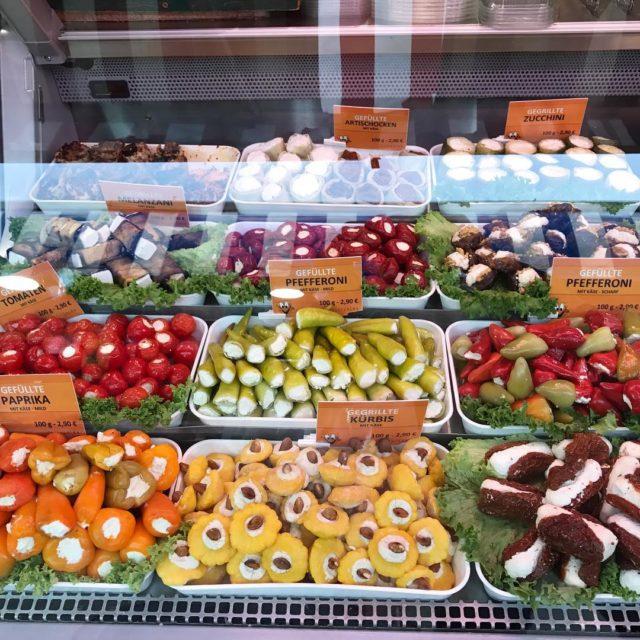 Youve got to love it here at Naschmarkt Viennas mosthellip