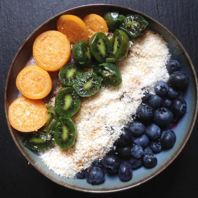 How about this exotic bowl of porridge for tomorrows breakfast?hellip