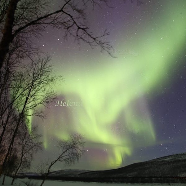 Dreaming of the polar lights  missing them so much!hellip
