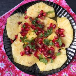 recept za desert s ananasom