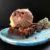 recept za bezglutenski brownie s višnjama, bademima, orasima