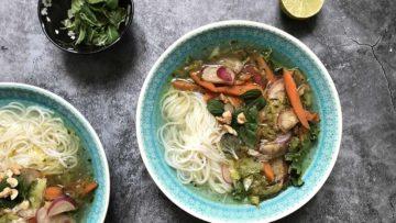 recept za Pho juhu iz Vijetnama