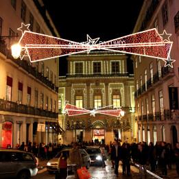 Lisabon u doba Adventa