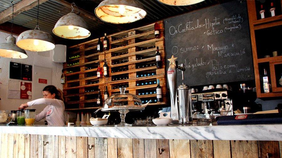 Restorani i barovi Lisabona