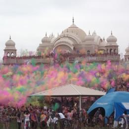 Indijski festival Holi