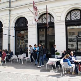 reportaža Slovenija Ljubljana