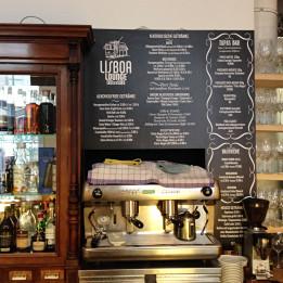 Lisboa Lounge Vienna
