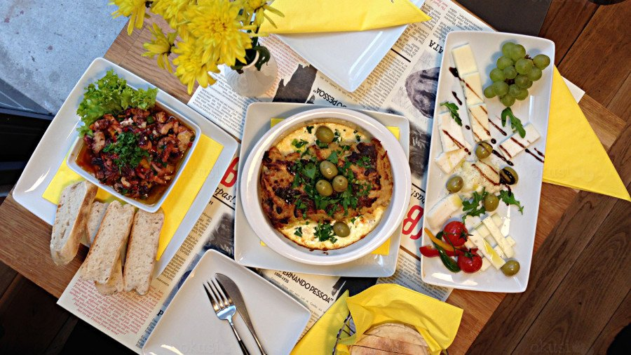 Vienna restaurant Lisboa Lounge