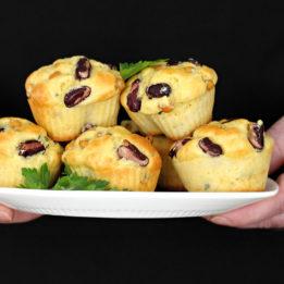 recept za djecu za slane mafine muffins
