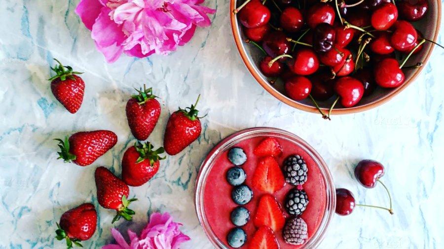 recept za sladoled od voća