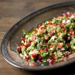 recept salata orijentalna s patliđanom