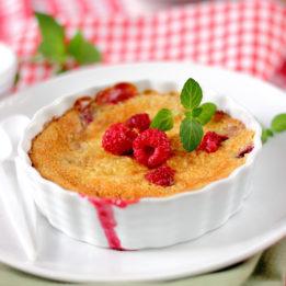 recept kolač desert clafoutis