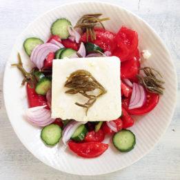 recept za grčku salatu