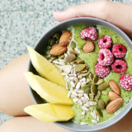 recept za zeleni smoothie