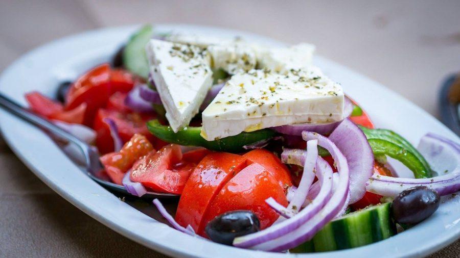 recept za grčku salatu s motarom