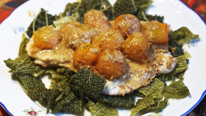Recept za meso s bundevom