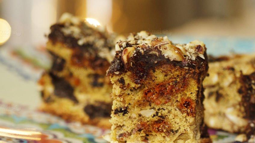 Recept za kolač s orasima LCHF