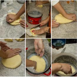 recept za slavski kolac