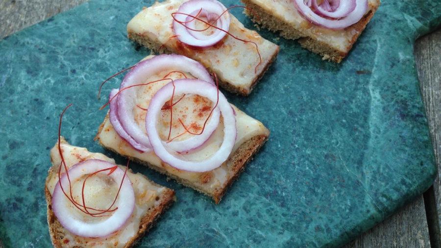 recept kruh s masti od pečenja