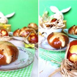 recept za hot cross buns