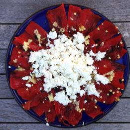 recept za pečenu papriku na bugarski način